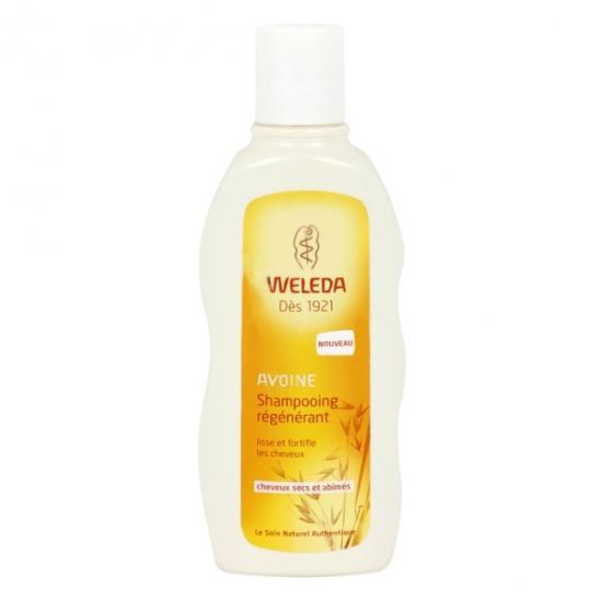 Weleda shampooing capillaire régénérant Avoine 190 ml