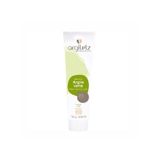 Argiletz masque à l'argile verte peaux grasses 100g