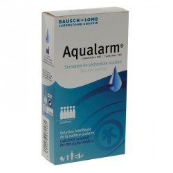 Aqualarm collyre 20 unidoses 0,3ml
