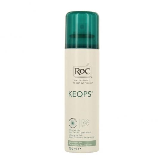 Roc Keops déodorant sans alcool 150ml