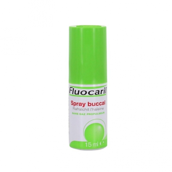 Fluocaril spray buccal 15ml