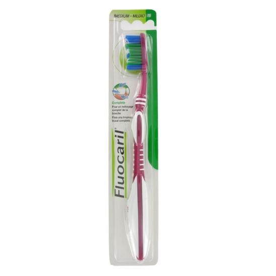 Fluocaril brosse à dents complète medium