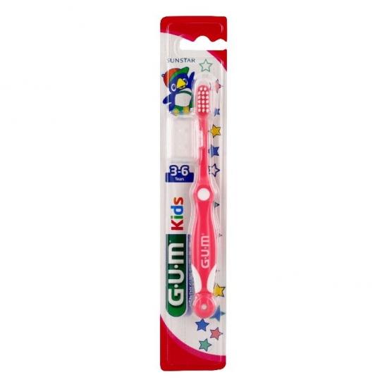 Gum brosse à dents kids 3-6 ans
