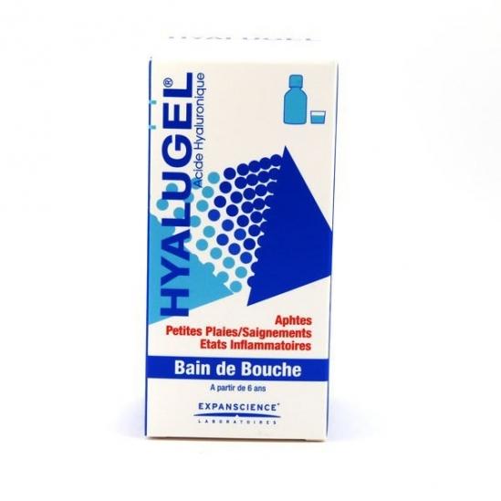 Hyalugel bain de bouche 100ml