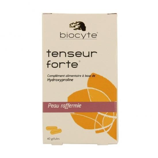 Biocyte Tenseur Forte Peau Raffermie 40 gélules