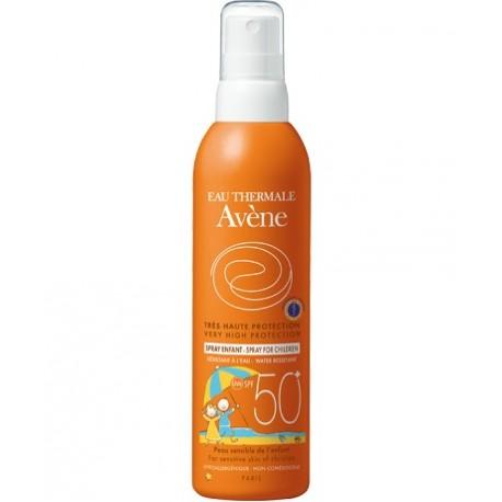 Avène Spray très haute protection spf 50+ enfants 200ml