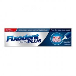 Fixodent pro plus crème adhésive premium pour prothèses dentaires 57 g