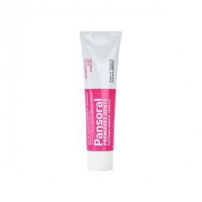 Pansoral premières dents gel tube 15ml