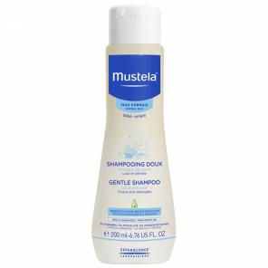 Mustela shampooing doux cheveux delicats peaux normales 200ml