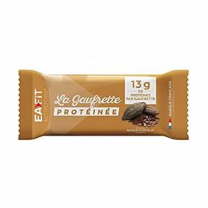 Eafit la gaufrette protéinée chocolat 480g