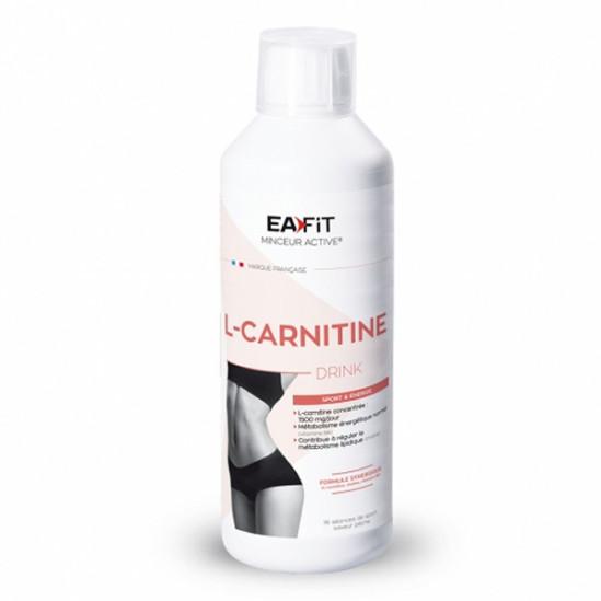 Eafit l-carnitine drink sport & énergie 500ml
