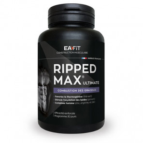 Eafit ripped max ultimate 120 comprimés 134g