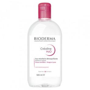 Bioderma créaline H2O 500ml