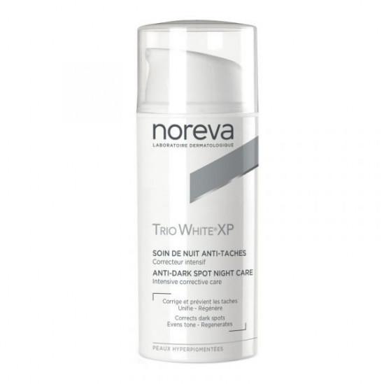 NOREVA led TRIO White soin de nuit dépigmentant intensif 30ml