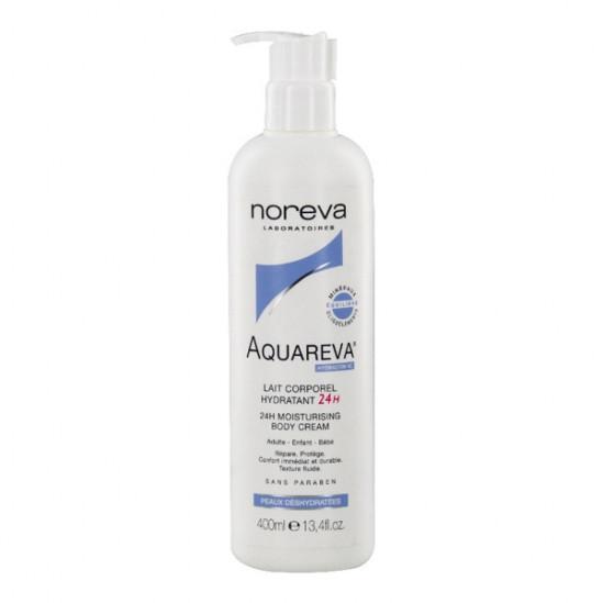 Noreva Aquareva Lait Corporel Hydratant 24H 400ML