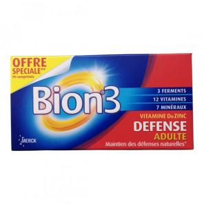 Merck Bion 3 adultes 90 comprimés