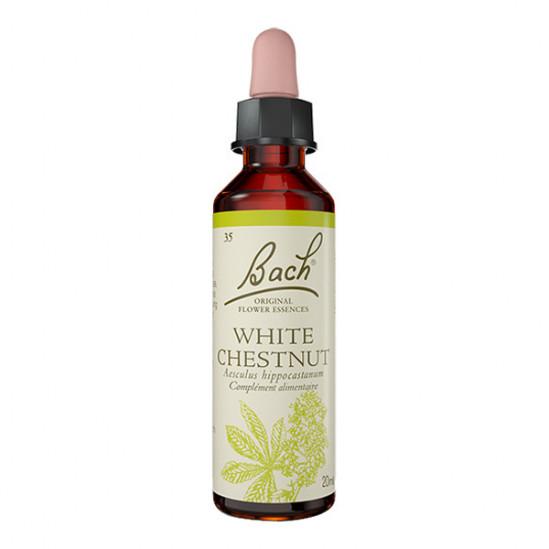 Fleurs de bach n°35 white chestnut 20ml