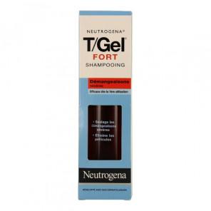 Neutrogena t/gel fort shampooing démangeaisons sévères 250ml