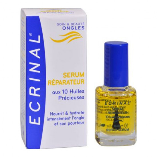 Ecrinal sérum réparateur 10 huiles précieuses 10ml