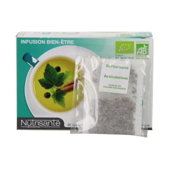Nutrisante Infusion Bio Articulation 20 sachets