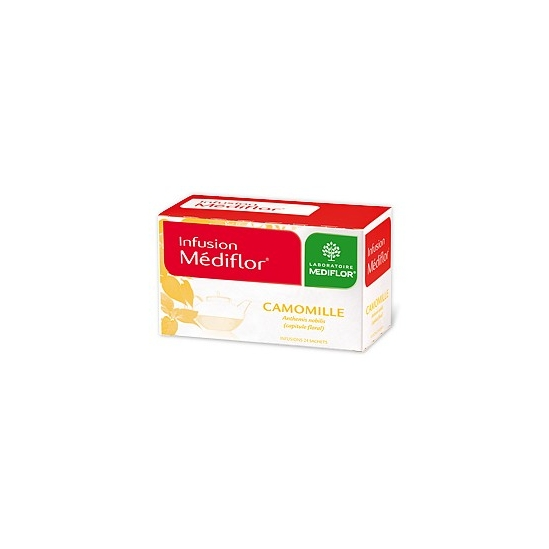 Médiflor infusions Camomille 24 sachets